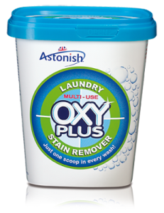 Astonish Oxy Plus za fleke