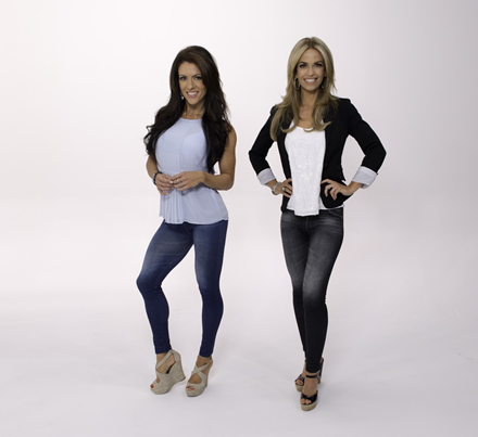 Slim & Lift caresse jeans
