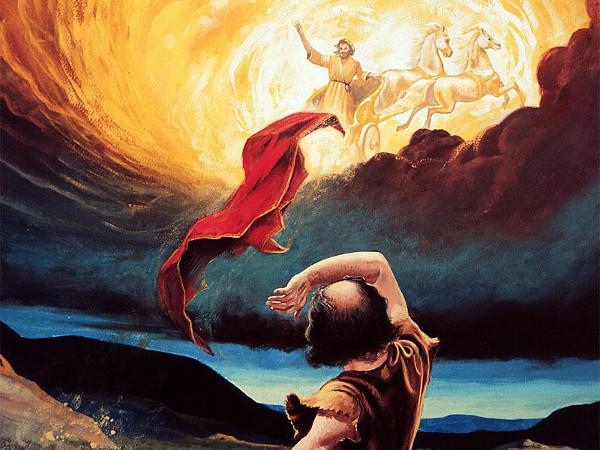 Sveti Ilija na vatrenim kočijama