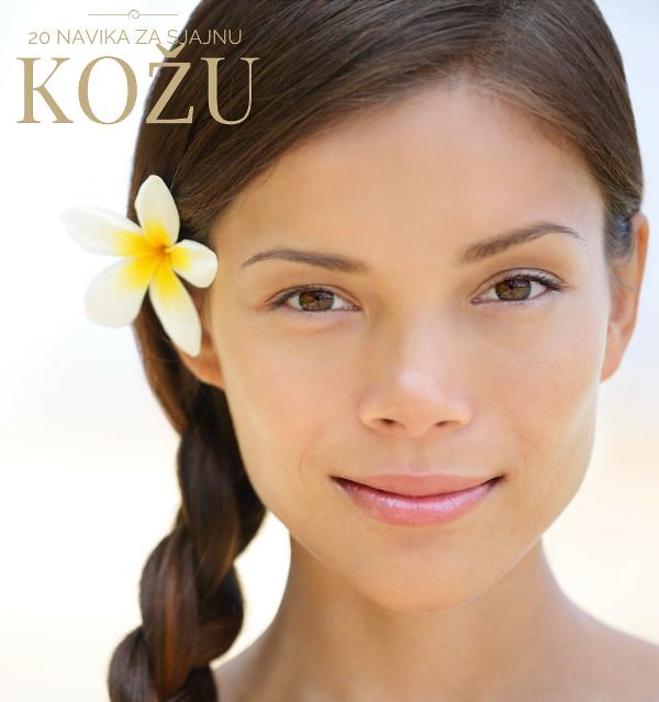 20 navika za sjajnu kožu